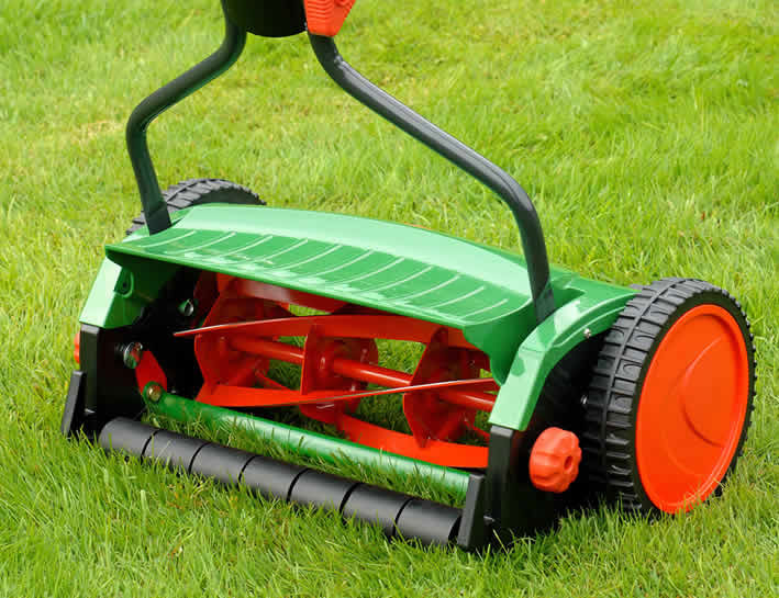 Image result for reel mowers