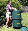 Tumbleweed recycled composter