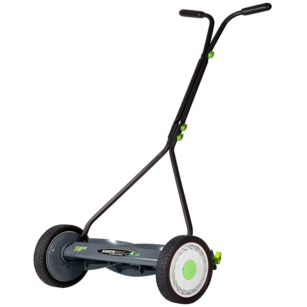 Earthwise 16 Inch Bent Reel Mower