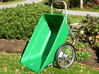 SmartCart 7 wheelbarrow