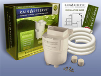 RainReserve System Basic Rain Diverter