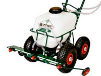 Greenkeeper Walkover Sprayer