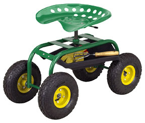 Gc 400 Handy Caddy The Tractor Seat On Wheels