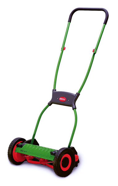 Brill Luxus 33 Push Reel Mower 179 Amp Ships Free Ppm