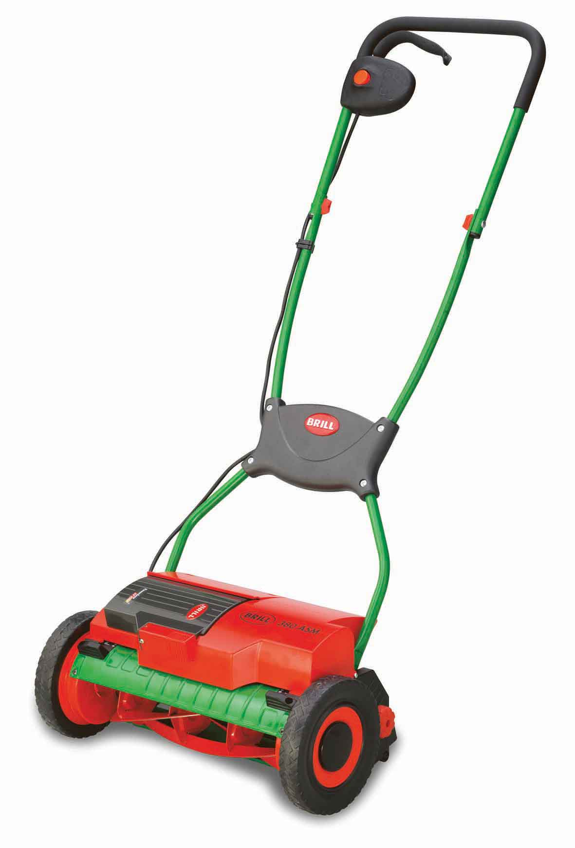 379 Amp Ships Free Brill Accu Cordless Electric Lawn Mower
