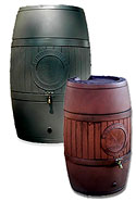 spruce creek rainsaver rain barrel