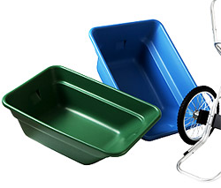 additional tubs for smart cart wheelbarrow